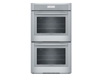 """30"""" Thermador Masterpiece Series Double Wall Oven - ME302WS"""