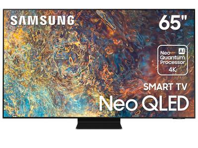 "65"" Samsung QN65QN90AAFXZC Neo 4K Smart QLED TV"