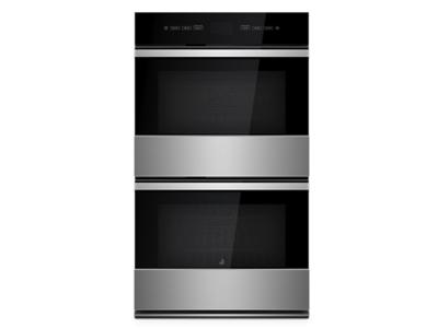 """30"""" Jenn-Air NOIR Double Wall Oven with MultiModeR Convection System - JJW2830IM"""