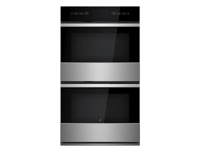 """30"""" Jenn-Air Double Wall Oven with V2™ Vertical Dual-Fan Convection System - JJW3830IM"""